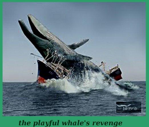 revenge at last